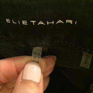 Elite tahari dark jeans